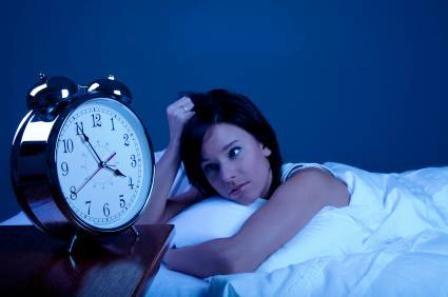 Insomnio. problemas con el sueño
